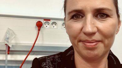 صورة لماذا هرعت رئيسة الوزراء من البرلمان إلى المستشفى؟