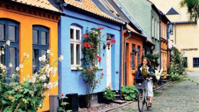 صورة مدينة آرهوس تمزج هدوء الدنمارك وصخب الفن الحديث
