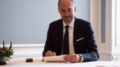 صورة وزير الصحة ماغنوس هينيكه
