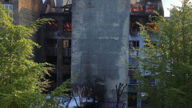 Photo of إمام دنماركي: الحريق لم يستهدف المسجد ولا نعرف هوية الفاعل