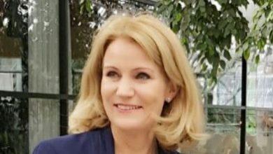 صورة هيلي تورنينج-سميت: من رئيسة وزراء دنماركية سابقة إلى العمل في فيسبوك