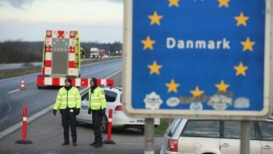 Photo of محاولة ألمان دخول الدنمارك اليوم والشرطة الدنماركية تمنعهم