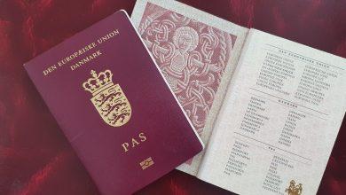 Photo of تقرير: جواز السفر الدنماركي ثالث أقوى جوازات السفر في أوروبا والخامس عالمياً