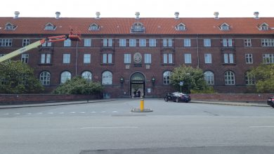صورة إصابة أكثر من 60% من موظفي قسم الرئة في مستشفى Bispebjerg بالكورونا ووفاة أحدهم