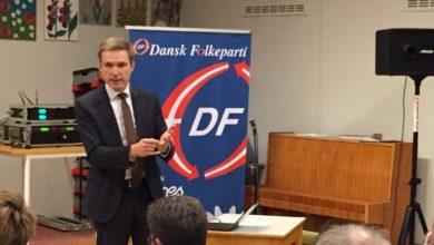 Photo of خلافات متصاعدة في صفوف حزب الشعب الدنماركي