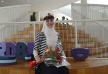 Photo of طالبة سورية تحصل على العلامة الكاملة في الثانوية العامة بعد 4 أعوام ونصف في الدنمارك