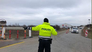 صورة من جديد.. إزدحام مروري على الجسر الواصل بين كوبنهاجن ومالمو