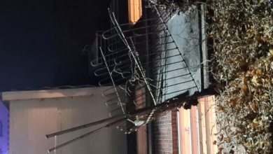 Photo of الشرطة: إصابة 5 أشخاص جراء سقوط شرفة على الطابق الأول في مدينة Kolding