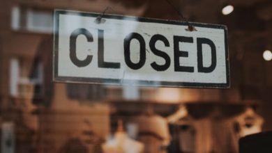 صورة تقرير: متاجر عديدة تغلق في الدنمارك والعدد يصل إلى أعلى مستوى له في 17 عام