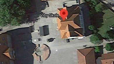 صورة سقوط صبي (6 أعوام) في مدرسة Viby ووفاته لاحقاً