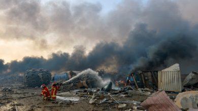Photo of بقيمة 12 مليون كرون.. الدنمارك ترسل مساعدات عاجلة إلى لبنان